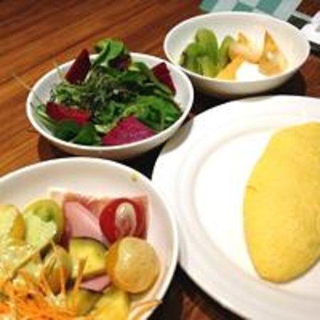 Hotel Niwa Tokyo: 「グリル&バー流」の朝食ブッフェ