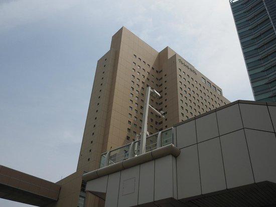 Yokohama Sakuragicho Washington Hotel: HOTEL全景