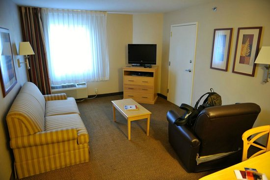 Candlewood Suites Sheridan: Room