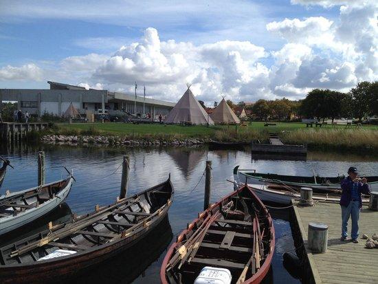 Museo de Barcos Vikingos: So much history