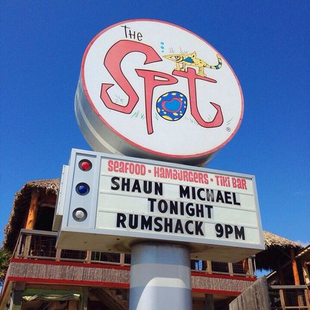 The Spot: Signage