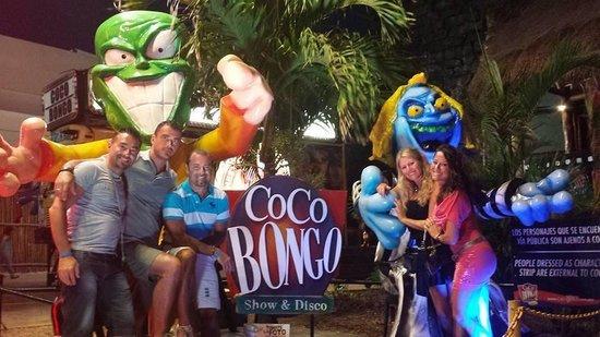 Coco Bongo Cancun: Bellissimo !! Soldi spesi bene ! Ne vale la pena