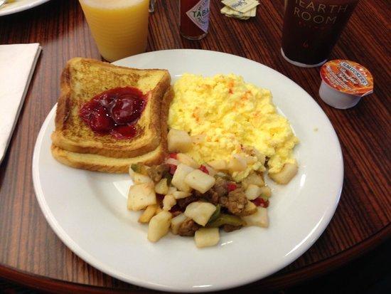 Residence Inn Phoenix Goodyear: Complimentary breakfast