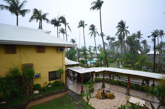 Albuera, Philippines: Typhoon Prone.