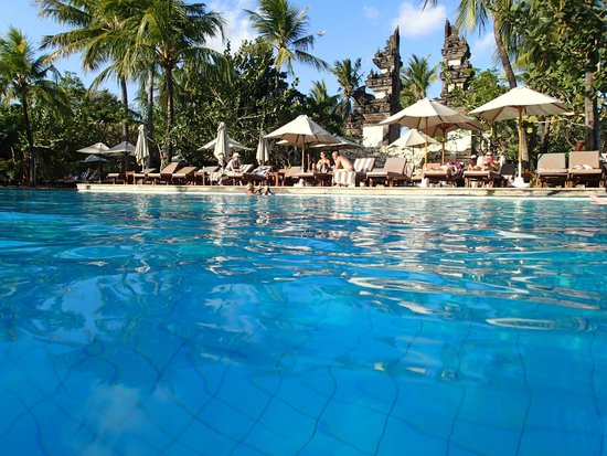 Padma Resort Legian: Main Pool