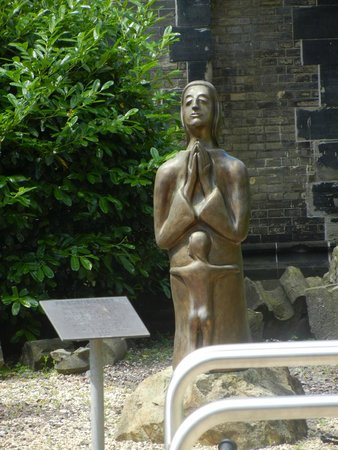 Mahnmal St. Nikolai: St Nikolai Memorial
