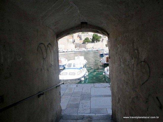 Murallas: Port