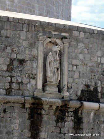 Murallas: St Bras mincete