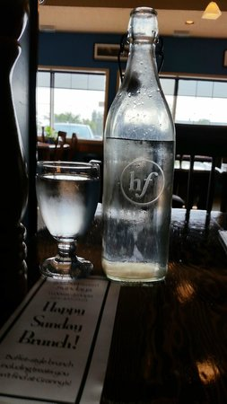 Etched glass water bottles, Horfrost  |  190 A River Road, Portage la Prairie, Manitoba R1N 3V6,