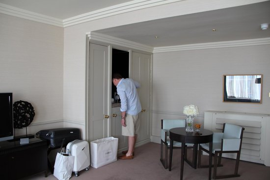 The Westbury: Our Suite