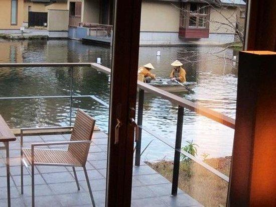 HOSHINOYA Karuizawa: 水波の部屋
