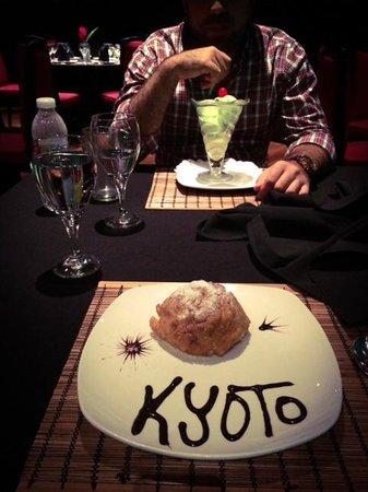 Barcelo Santo Domingo : Kyoto Restaurant