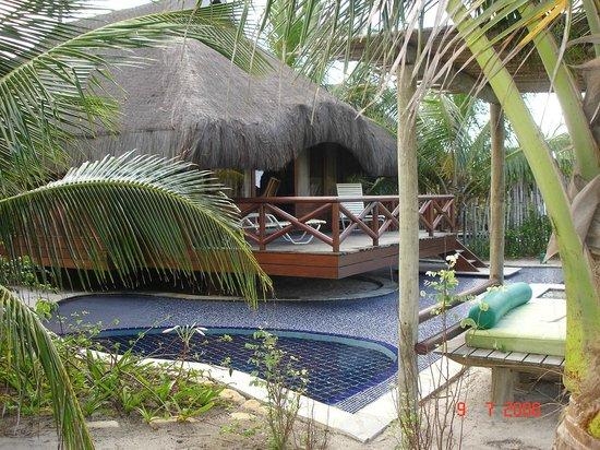 Nannai Resort & Spa: Bangalô - Vista externa