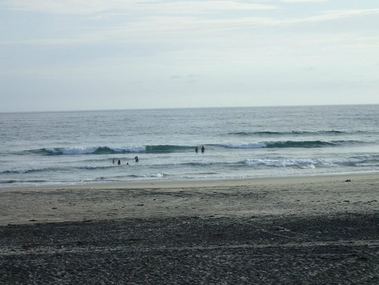"Cerritos Surf Town: View from directly in front of my ""villa"""