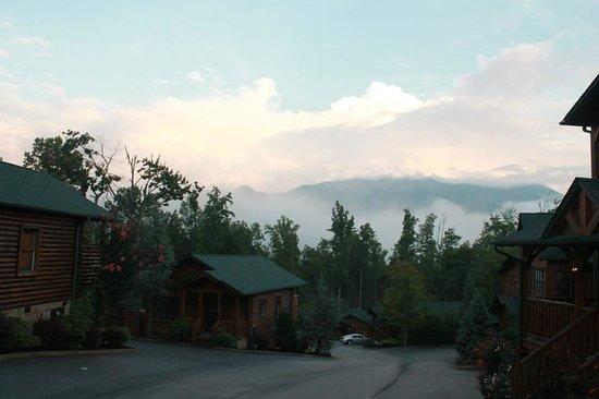 Gatlinburg Falls Resort: Great views