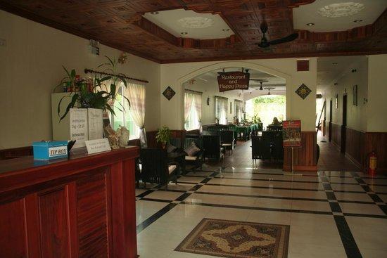 Parent Heritage Angkor Villa : lobby