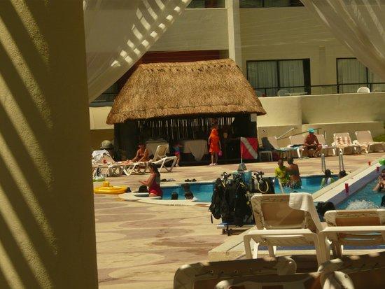 Crown Paradise Club Cancun: El spa del hotel muy relajante !!!!