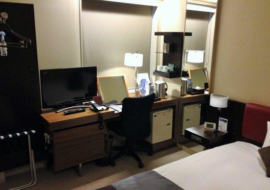 Hotel Gracery Ginza: ゲストルーム
