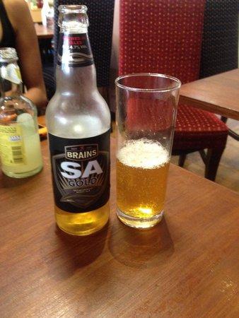 Truffles: Local beer