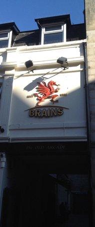 Truffles: Brains branding