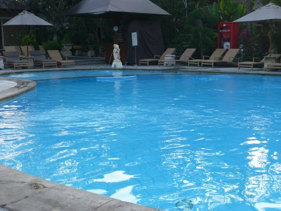 Ramayana Resort & Spa: Pool was nice.