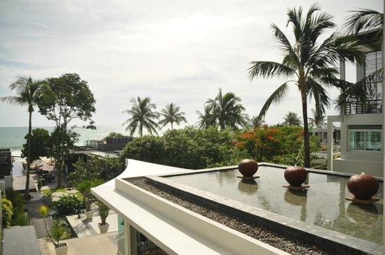Aleenta Resort & Spa Phuket Phangnga: Wonderful scenery from the reception area