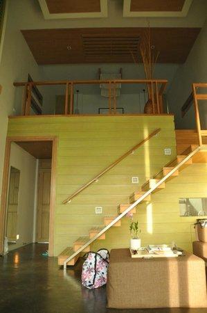 Aleenta Resort & Spa Phuket Phangnga: Loft suit