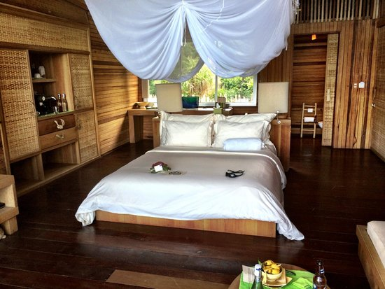 Six Senses Con Dao: Bedroom