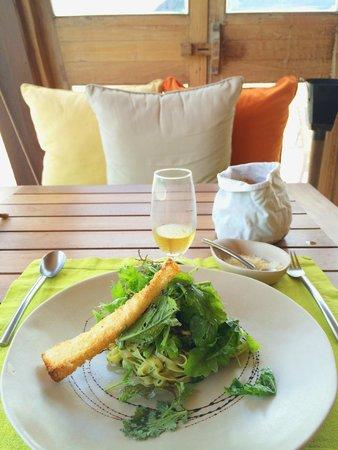 Six Senses Con Dao : Pasta Dish