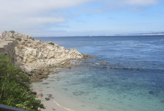 Lovers Point: Lovers's Point, Pacific Grove, Ca