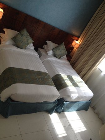 Fraser Suites Doha: غرف النوم