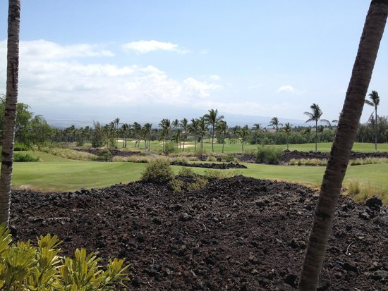 Kohala Suites by Hilton Grand Vacations: ラナイからの景色