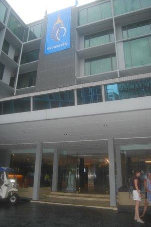 Ma Hotel : Vue extérieure