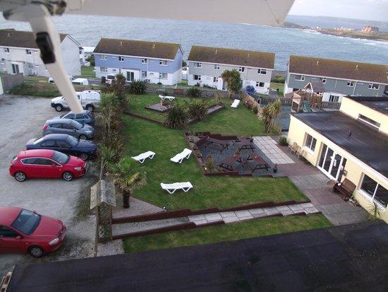 The Pentire Hotel: Garden
