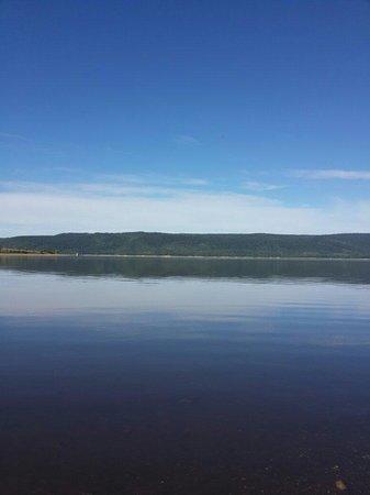 Нугушское водохранилище, д. Сергеевка