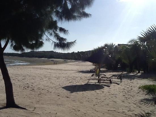 Pestana Bazaruto Lodge: spiaggia
