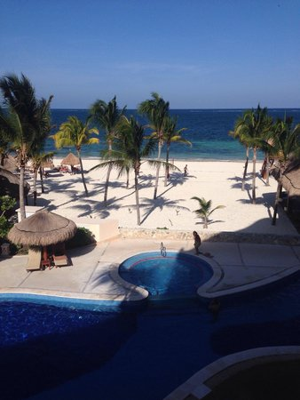 Excellence Riviera Cancun: Ocean Front Excellence Club Room 7254.