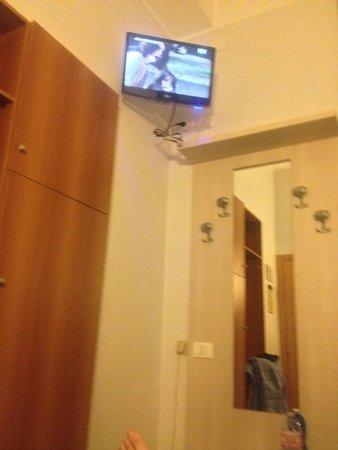 Hotel Marechiaro: televisión en lahabitación