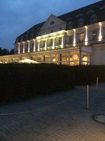 A-ROSA Travemuende: Meget eksklusivt hotel