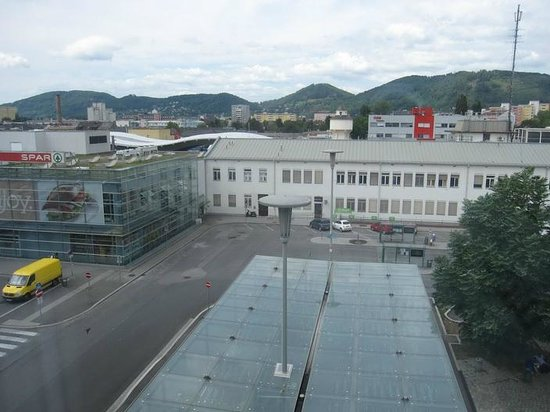 Ibis Graz: View from room