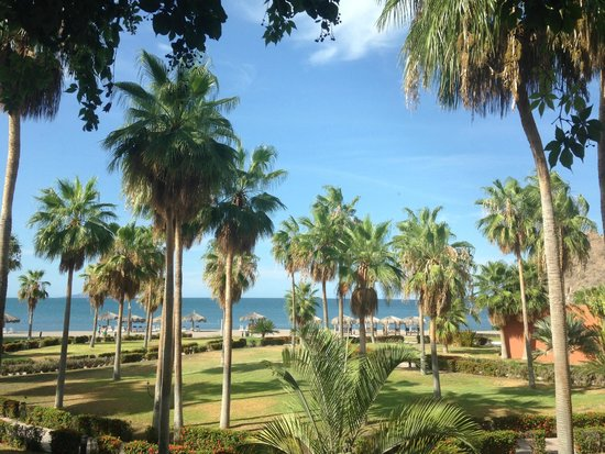 Loreto Bay Golf Resort & Spa at Baja: View from the room