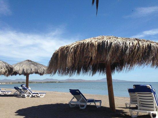 Loreto Bay Golf Resort & Spa at Baja: Beach at the hotel