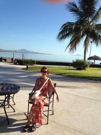 Loreto Bay Golf Resort & Spa at Baja: At hotel