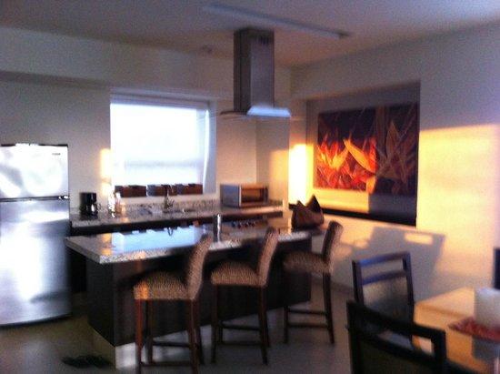Marival Residences Luxury Resort Nuevo Vallarta: Kitchen