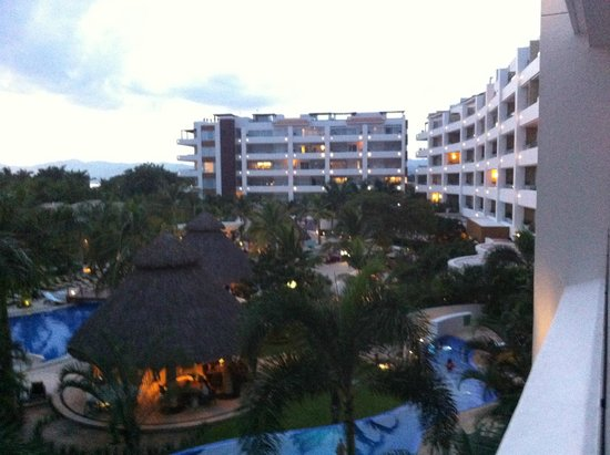 Marival Residences Luxury Resort Nuevo Vallarta: Balcony