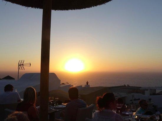 Ochre Restaurant: unbeatable sunset viewpoint