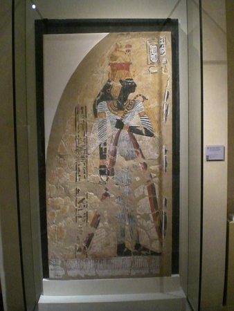 Neues Museum : uno dei reperti egizi