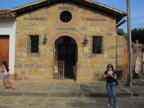 Museo Isaias Ardila Diaz: El edificio donde se encuentra el Museo en Guane