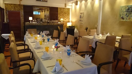 Cafe des Amis : Dining Room