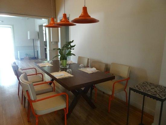 Chefi The Restaurant: Interior